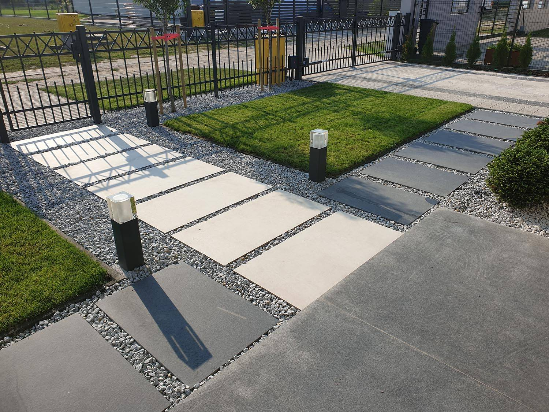 usługi ogrodnicze szczecin, trawa z rolki i systemy nawodnienia