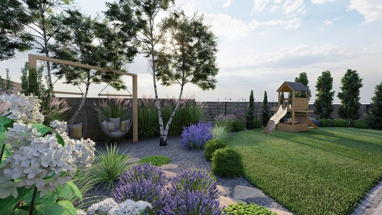 projektant ogrodów szczecin